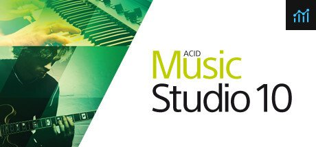 ACID Music Studio 10 - Steam Powered System Requirements