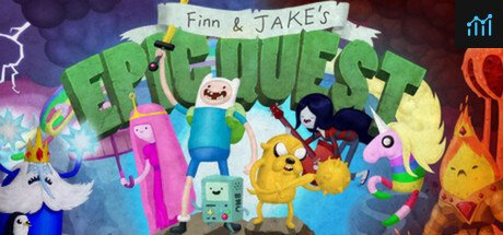 Adventure Time: Finn and Jake's Epic Quest System Requirements