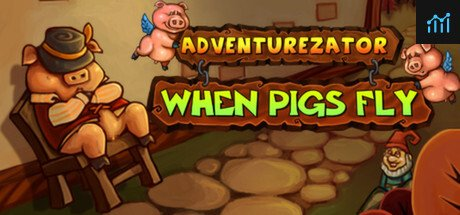 Adventurezator: When Pigs Fly System Requirements