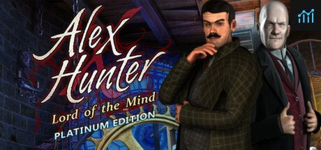Alex Hunter - Lord of the Mind Platinum Edition System Requirements