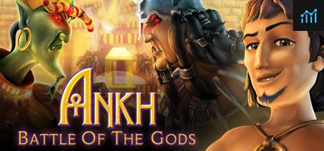 Ankh 3: Battle of the Gods System Requirements