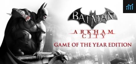 Batman: Arkham City System Requirements