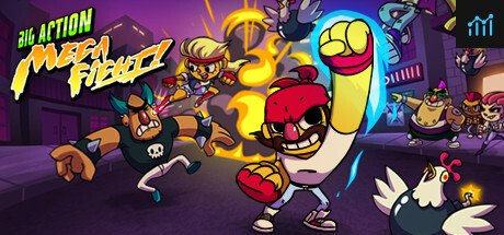 Big Action Mega Fight! System Requirements