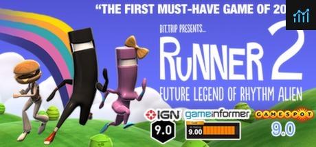 BIT.TRIP Presents... Runner2: Future Legend of Rhythm Alien System Requirements