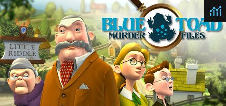 Blue Toad Murder Files: The Mysteries of Little Riddle System Requirements