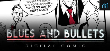 Blues and Bullets - Digital Comic System Requirements