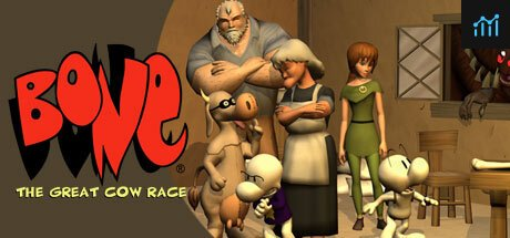 Bone: The Great Cow Race System Requirements