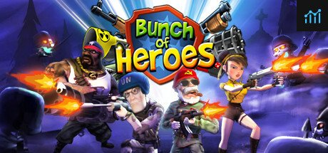 Bunch of Heroes System Requirements