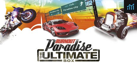 Burnout Paradise: The Ultimate Box System Requirements