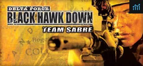 Delta Force — Black Hawk Down: Team Sabre System Requirements