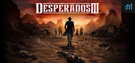 Desperados III System Requirements