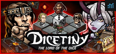 DICETINY: The Lord of the Dice System Requirements
