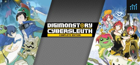 Digimon Story Cyber Sleuth: Complete Edition System Requirements