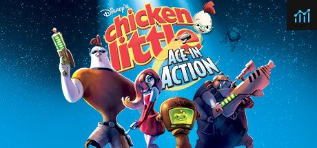 Disney's Chicken Little: Ace in Action System Requirements