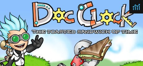 Doc Clock: The Toasted Sandwich of Time System Requirements