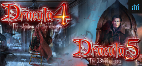 Dracula 4 and  5 - Special Steam Edition System Requirements