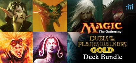 Duels of the Planeswalkers Gold Deck Bundle System Requirements