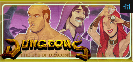 Dungeons: The Eye of Draconus System Requirements