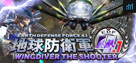 EARTH DEFENSE FORCE 4.1 WINGDIVER THE SHOOTER System Requirements