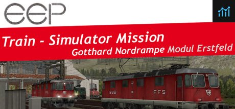 EEP TSM Gotthardbahn Nordrampe Modul Erstfeld System Requirements