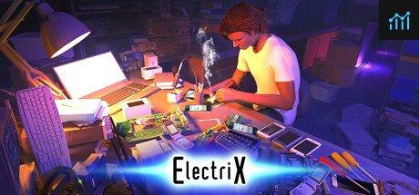 ElectriX: Electro Mechanic Simulator System Requirements