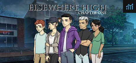 Elsewhere High: Chapter 1 - A Visual Novel System Requirements