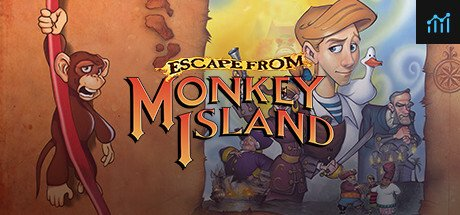 Escape from Monkey Island System Requirements