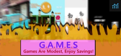 G.A.M.E.S System Requirements
