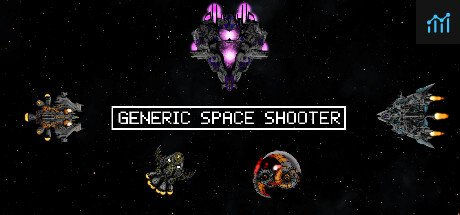 Generic Space Shooter System Requirements