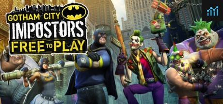 Gotham City Impostors Free to Play System Requirements