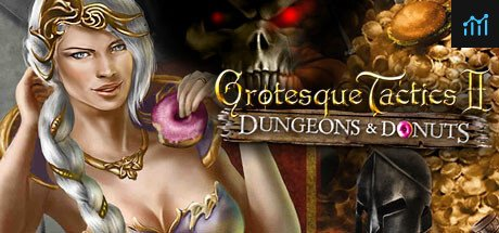 Grotesque Tactics 2 – Dungeons and Donuts System Requirements