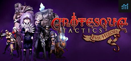 Grotesque Tactics: Evil Heroes System Requirements