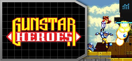 Gunstar Heroes System Requirements