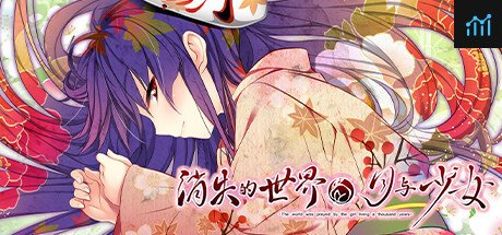 Kieta Sekai to Tsuki to Shoujo -The World was Prayed by The Girl Living A Thousand Years- System Requirements
