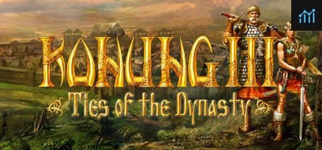Konung 3: Ties of the Dynasty System Requirements