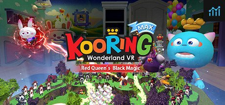 Kooring VR Wonderland : Red Queen's Black Magic System Requirements