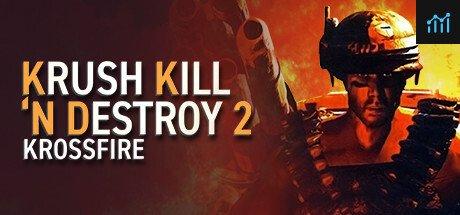 Krush Kill 'N Destroy 2: Krossfire System Requirements