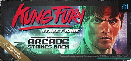 Kung Fury: Street Rage System Requirements