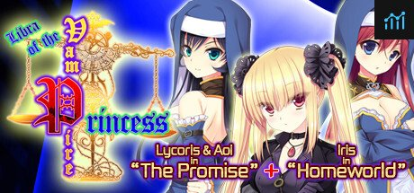 """Libra of the Vampire Princess: Lycoris & Aoi in """"The Promise"""" PLUS Iris in """"Homeworld"""" System Requirements"""