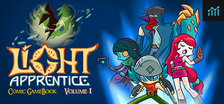 Light Apprentice - The Comic Book RPG System Requirements