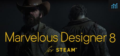 Marvelous Designer 8 for Steam System Requirements