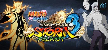 NARUTO SHIPPUDEN: Ultimate Ninja STORM 3 Full Burst HD System Requirements