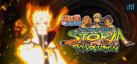 NARUTO SHIPPUDEN: Ultimate Ninja STORM Revolution System Requirements