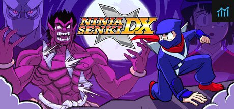 Ninja Senki DX System Requirements