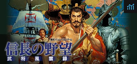 NOBUNAGA'S AMBITION: Bushou Fuunroku / 信長の野望・武将風雲録 System Requirements