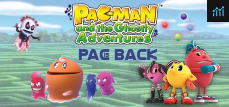 PAC-MAN and the Ghostly Adventures System Requirements