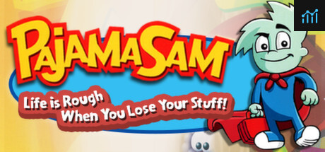 Pajama Sam 4: Life Is Rough When You Lose Your Stuff! System Requirements