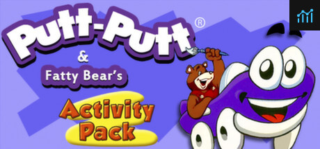 Putt-Putt and Fatty Bear's Activity Pack System Requirements