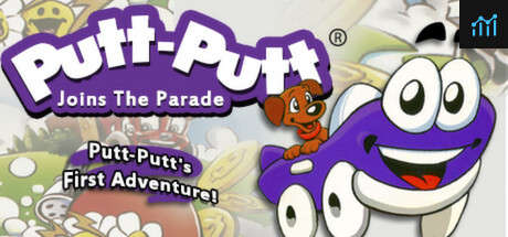 Putt-Putt Joins the Parade System Requirements