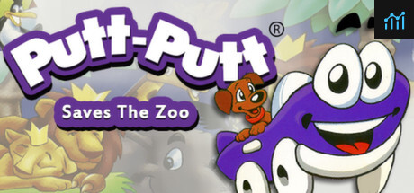 Putt-Putt Saves The Zoo System Requirements